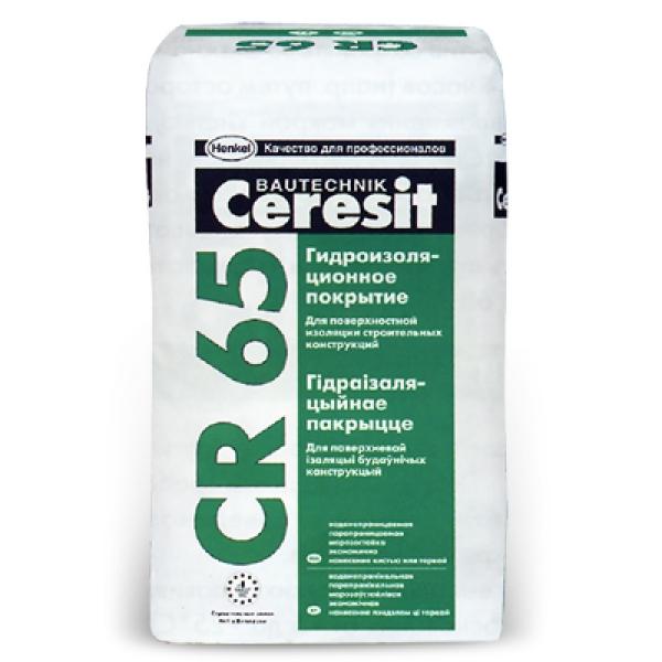 Ceresit CR65 для гидроизоляции