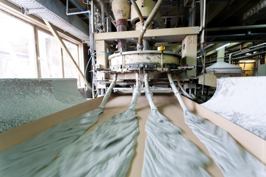 как производится гипсокартон