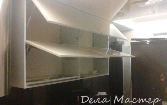 Переделка кухонных шкафов