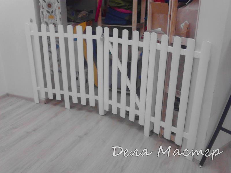 Детский забор от Николай