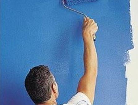 Какой краской красить стены