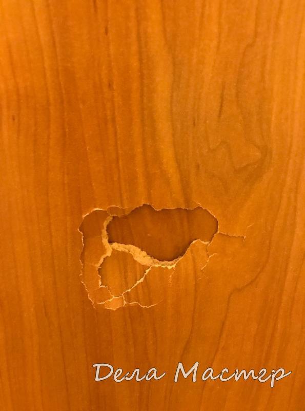 Ремонт полотна двери (8)