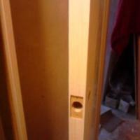 пленка двери отошла ремонт