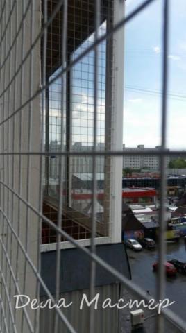 Антикошка на балкон Екатеринбург