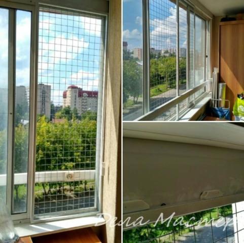 Татищева сетки на окна