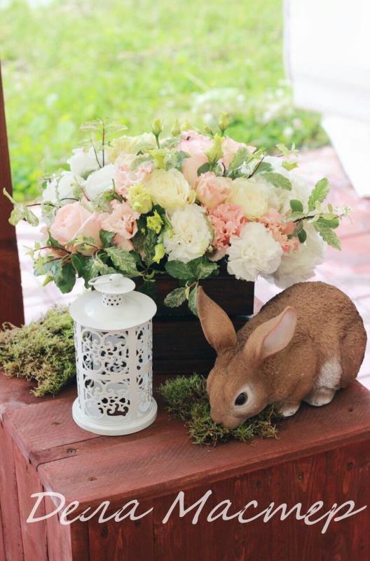 для цветов на свадьбу