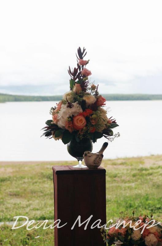 Декор на свадьбу Екатеринбург
