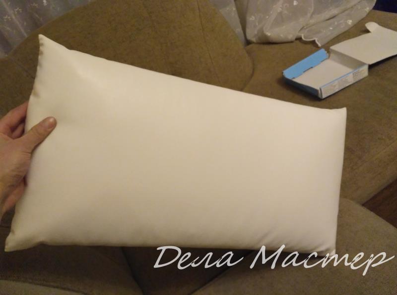 Подушка для шугаринга из кожи
