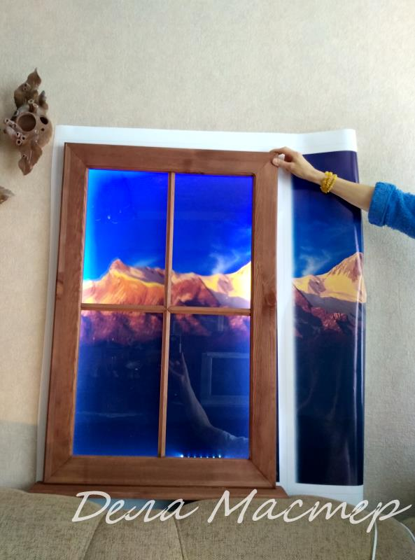 Фон для окна 3