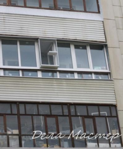 Вольер для кошки на балкон