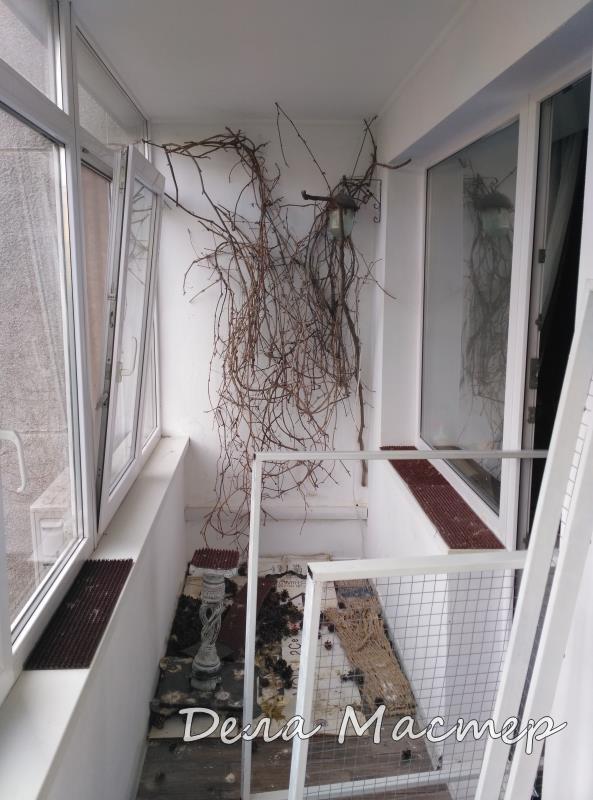 Вольер для совы на балконе (3)